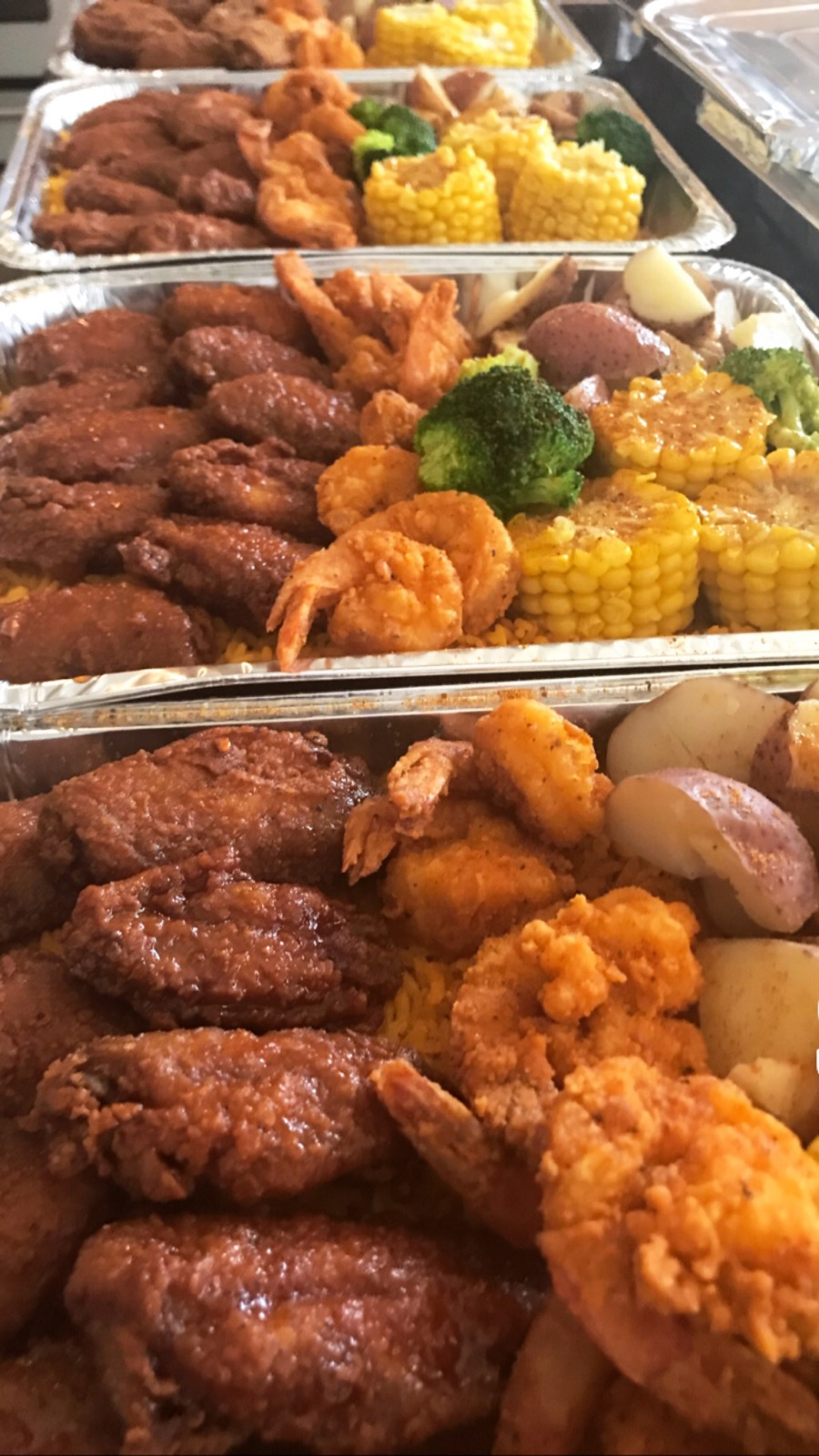 Panzz Seafood & Wings About Us